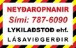Lykilaðstoð ehf Lása- og lyklaþjónusta