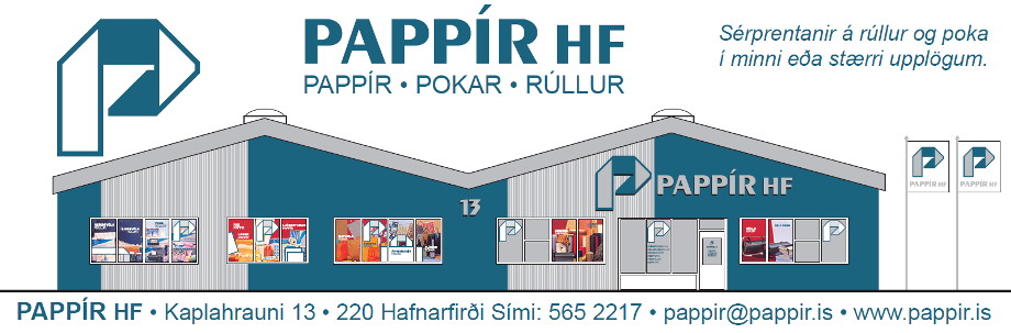 Pappír hf