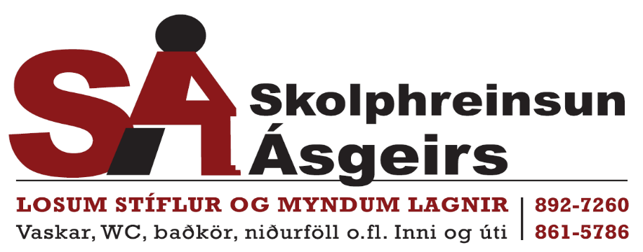 Skolphreinsun Ásgeirs sf
