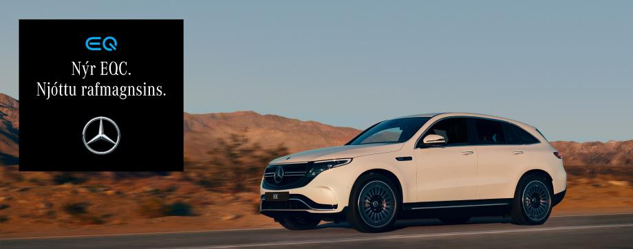 Söludeild Mercedes-Benz fólks- og atvinnubíla