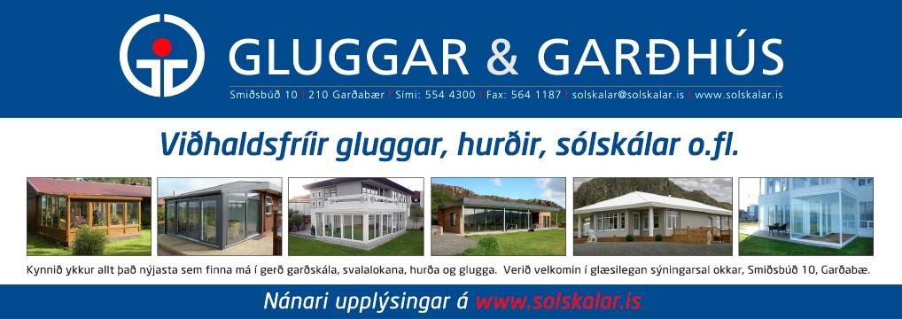 Gluggar og garðhús hf