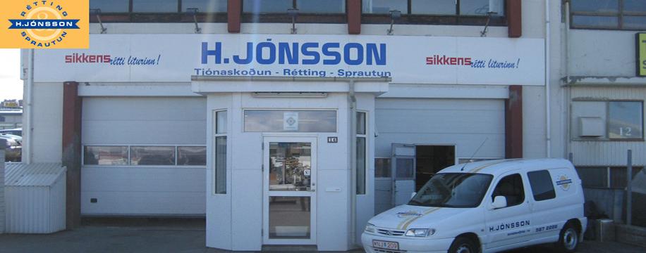 H. JÓNSSON