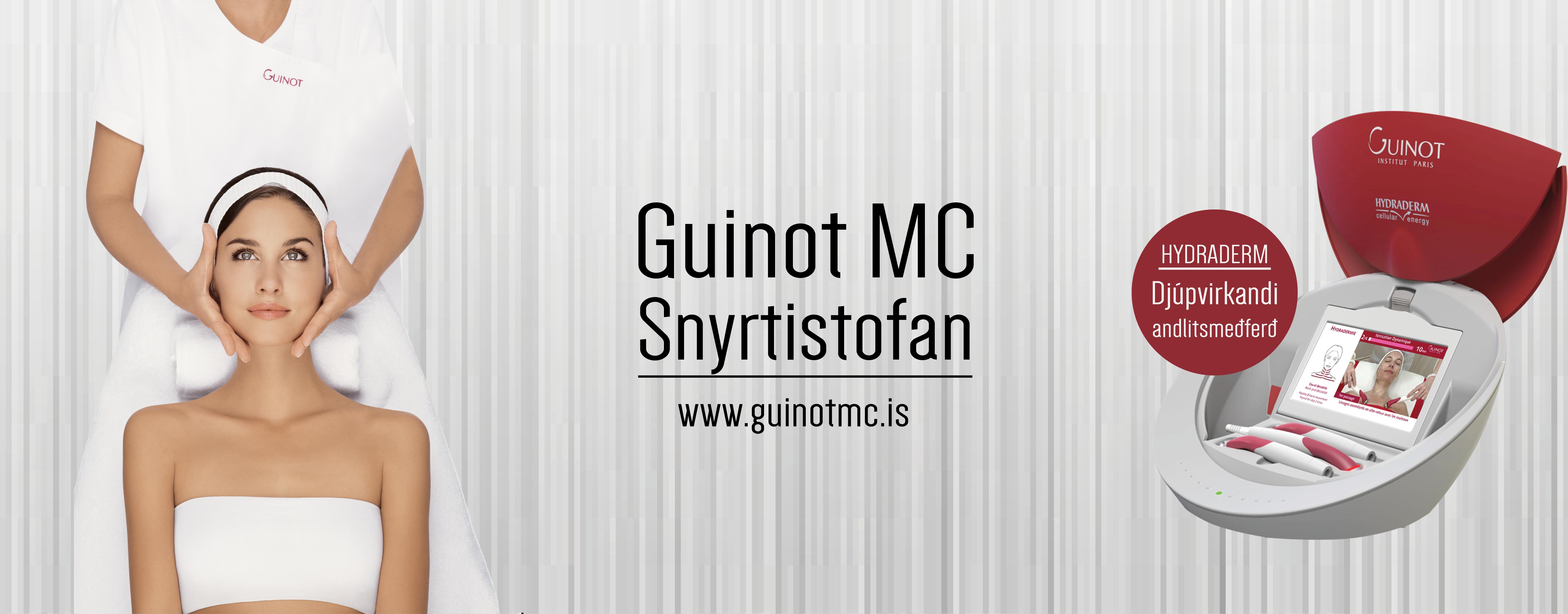 Heimasíða Guinot - MC