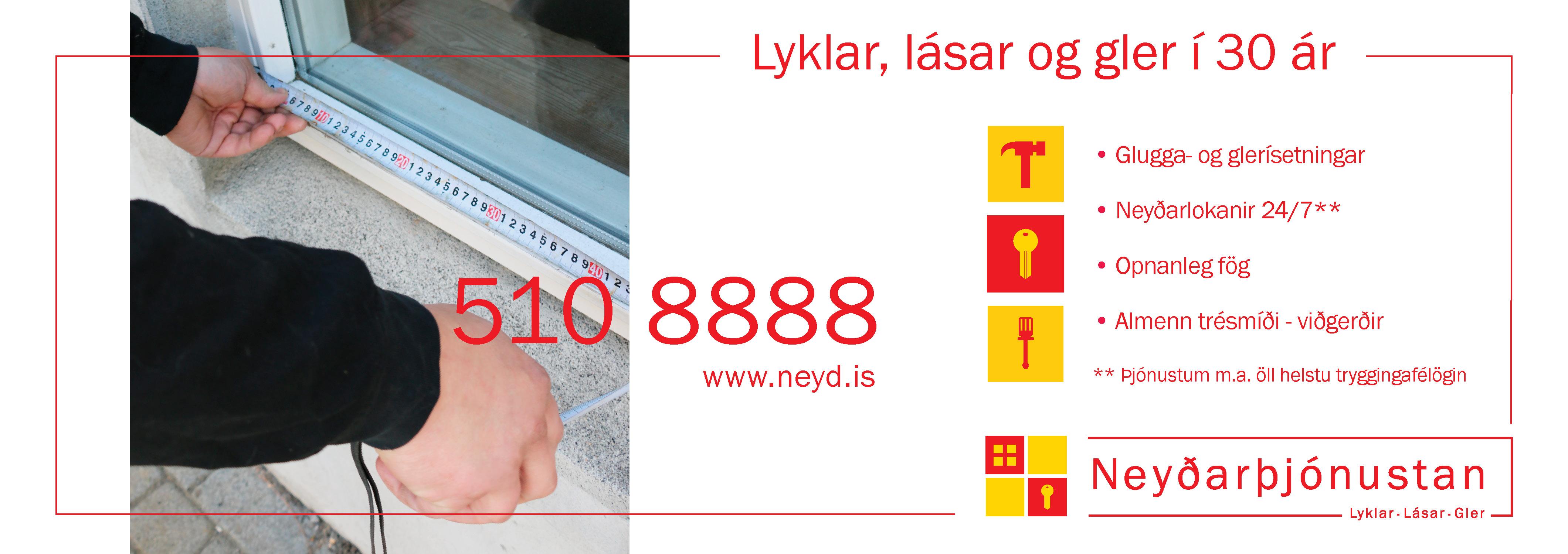 Glerdeild Neyðarþjónustunnar