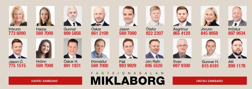 Miklaborg