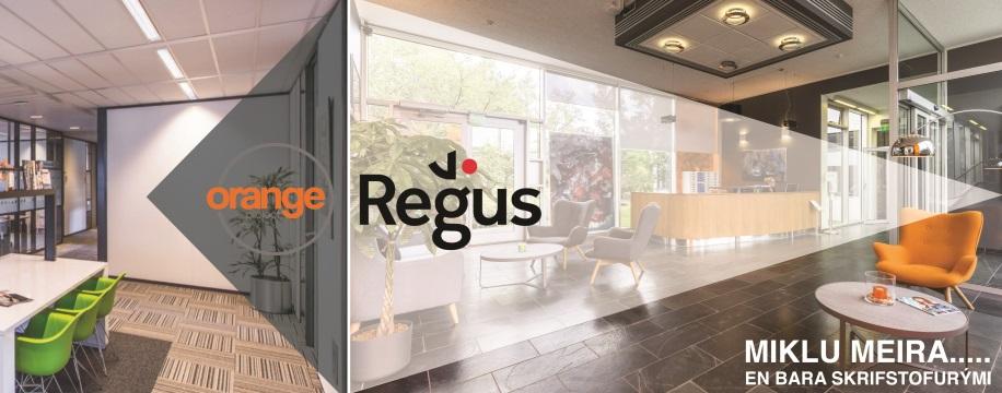 Orange Project - Regus