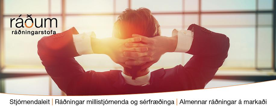 Ráðum ráðningarstofa