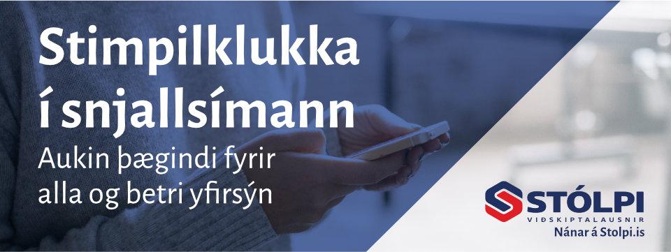 Kerfisþróun - Stólpi