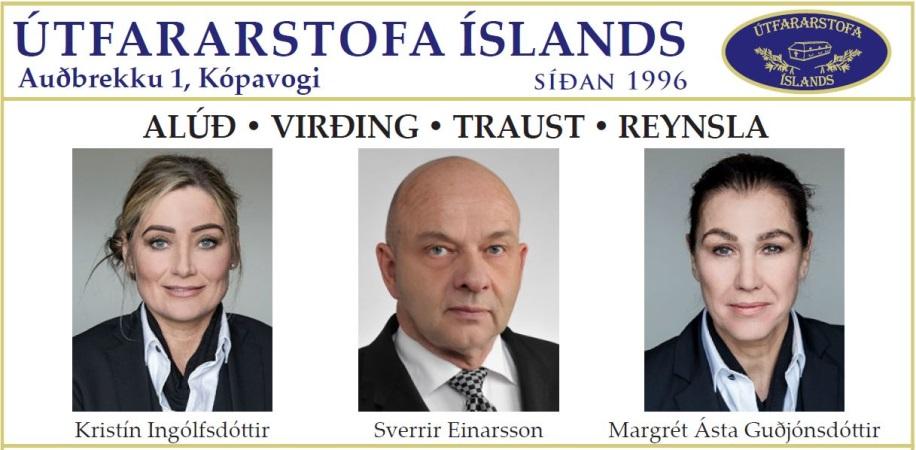 Útfararstofa Íslands ehf